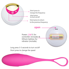 Vaginal Balls Wireless Remote Controlled   Kegel Exercise