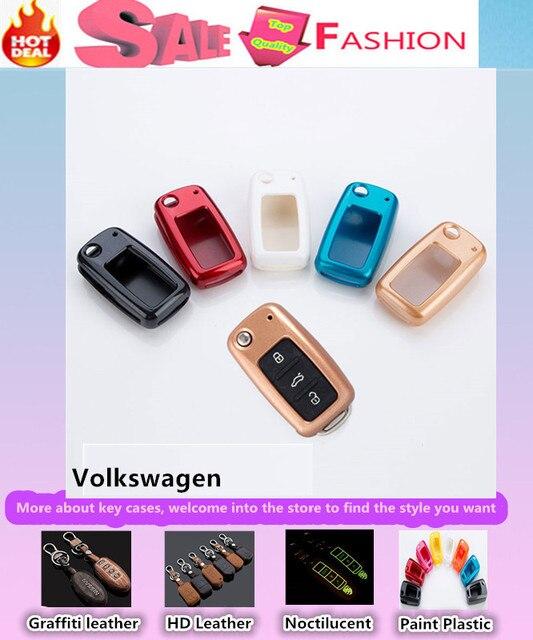 Высокое Качество автомобилей стайлинг крышка детектор ABS Ralink Краски ключи мешок случаях цепи Бумажник умный/фолд для VW V01kswagen общие