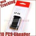 LP-E6 LP E6 LPE6 E6N Battery For Canon EOS 5D2 5D3 7D 7D2 6D 70D 60D 60Da 5D Mark II III LC-E6E batteries