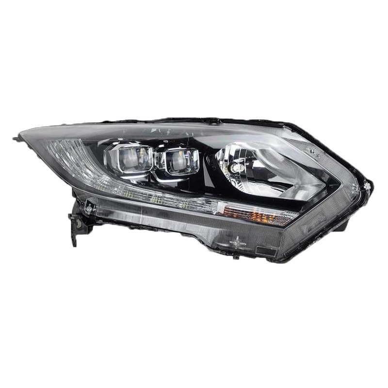Neblineros Drl Assembly Daytime Running Luces Led Para Auto Exterior Car Lighting Headlights Rear Lights For Honda Vezel