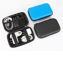 Универсальные аксессуары для электроники дорожный Органайзер/чехол для жесткого диска/Кабельный органайзер/зарядное устройство
