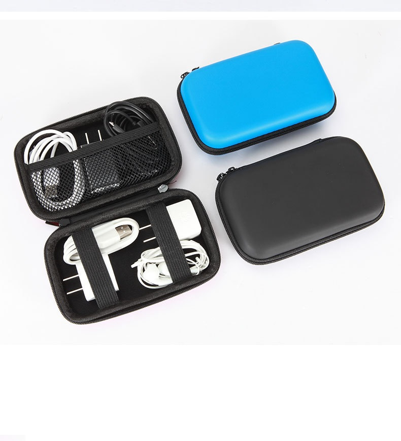 Universal Electronics Accessories Travel Organiser / Hard Drive Case / Cable organizer/charger