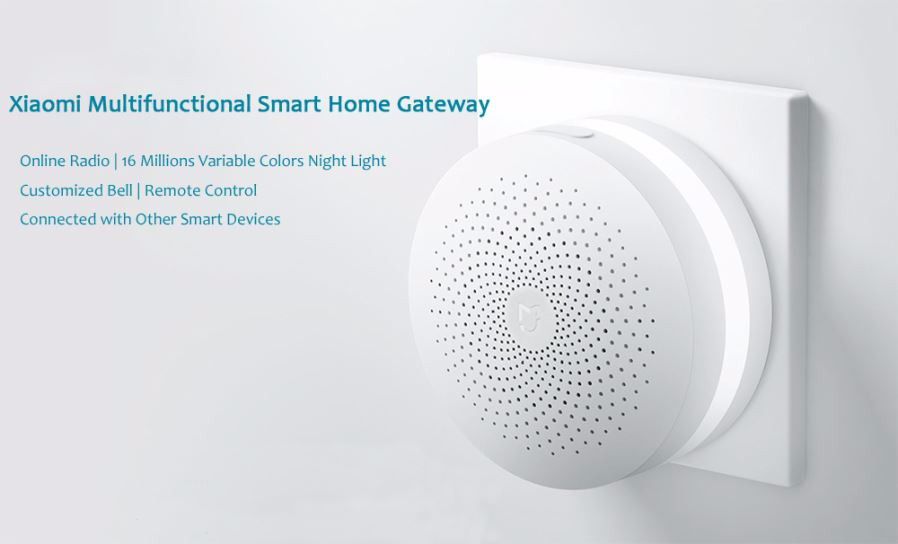 Xiaomi Mijia Multifunction Gateway7