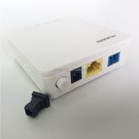 Secondhand 99% New Free shipping HG8310M Huawei GPON OLT  SC UPC Single lan port ONT  with Power plug  English firmware