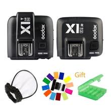 Godox X1N 2.4GHz i-TTL Wireless Transmitter and Receiver Trigger Set For Nikon D800 D3X D3 D2X D2H D1H D1X D700 D300 D200 D100
