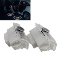 2 adet Nissan Patrol/Teana 2006-2012 3D Projeksiyon LED Projektör Kapı Gölge Işık Hoşgeldiniz işık Lazer amblem Logo Lambaları Kiti