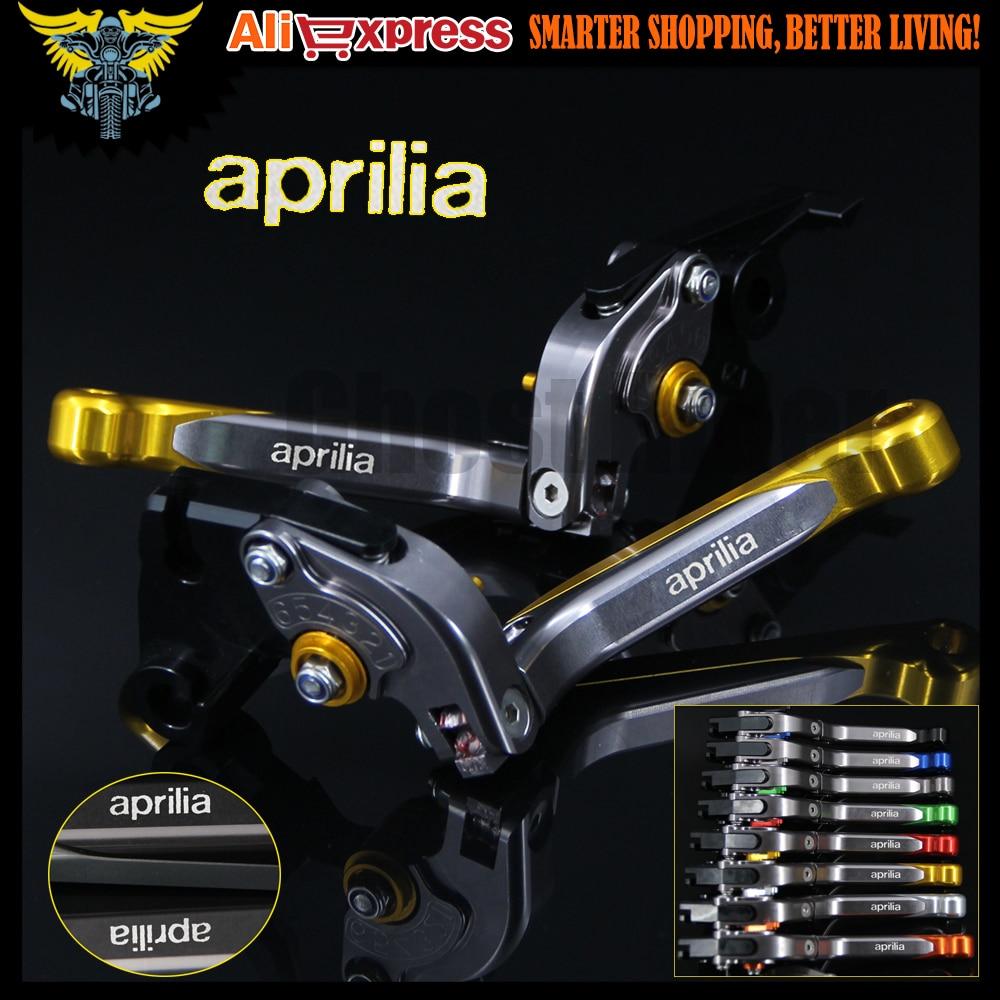 Aprilia FALCO//SL1000 00-04 Long Adjustable Motorcycle Levers Brake Clutch Gold