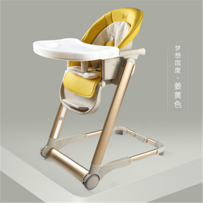 Free Shipping Baby Dining Chair Folding Child Baby Dinner Table Kid Highchairs Seat Children Eating Chair Feeding Chair