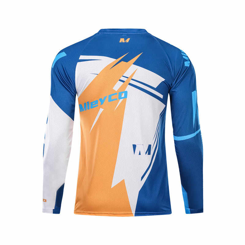 Più Nuovo Enduro Abbigliamento Manica Lunga Off Road Downhill Jersey Moto Corse di Motocross Equitazione Mtb Dh Rbx Abbigliamento Sportivo