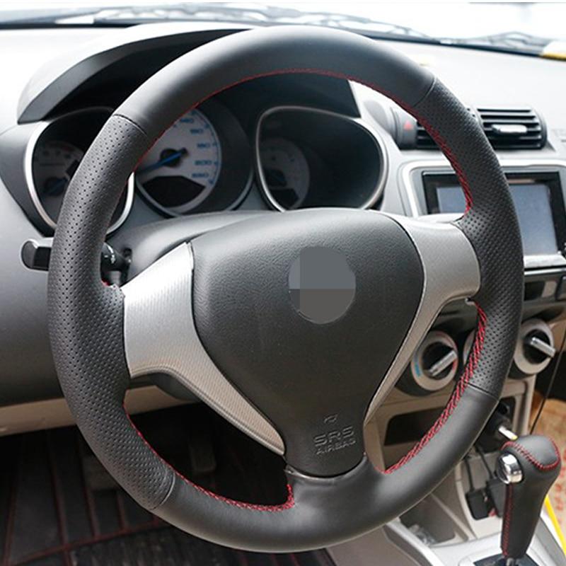 APPDEE қара түсті жасанды былғары - Автокөліктің ішкі керек-жарақтары - фото 2