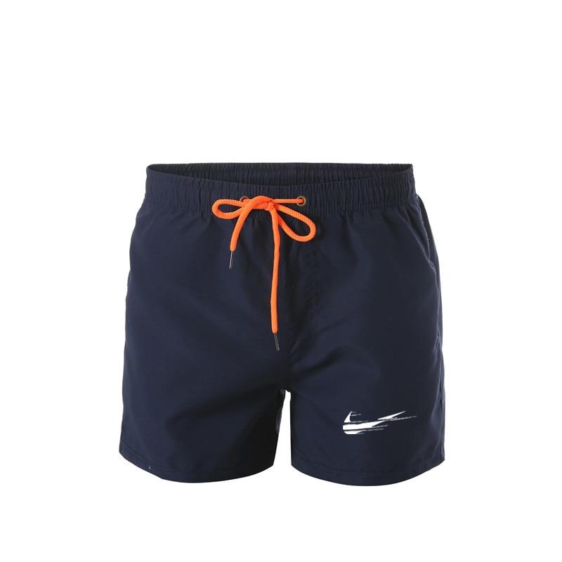 Custom-White-Kroger-with-Round Mens Swim Adjustable Quick Dry Beach Shorts DrawstringSporty Shorts Mesh Lining