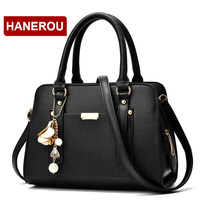 Women Leather Handbag Shoulder Bag Women Tote Bag Women Messenger Bags Female Leather Crossbody Bags For
