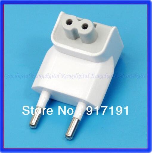 5pcs/lot EU AC Laptop Plug Adapter Converter For Apple Macbook Z101