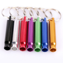 8 pcs Aluminium Material Alloy Dove Whistle Ultrasonic Pigeon Tool Nest Training Whistles Bird Dog Parrots Farm Animals