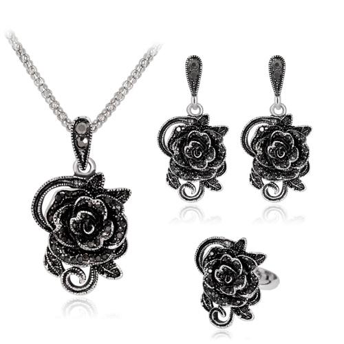 Danbihuabi Jewellery Flower...