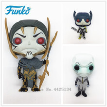 FUNKO POP Avengers 3-Infinite War Spider-Man Wumu Throat General Dead Night Next to the Star Action Image Model Toys
