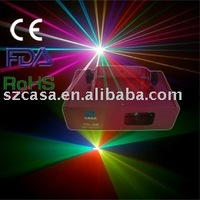 Vollfarbe 270 mW Green + Red + Violet disco lasershow system