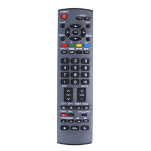 Image 2 - Newest Replacement Remote Control for Panasonic TV Viera EUR 7651120/71110/7628003 TV Remote Controller for Panasonic
