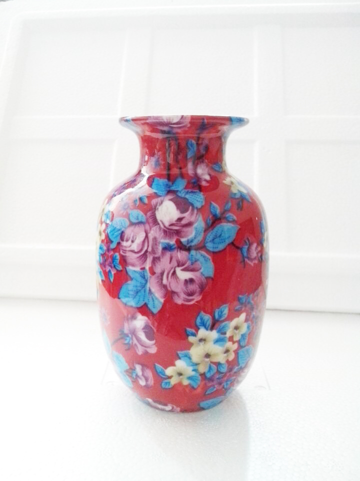 online kaufen gro handel farbige keramik vasen aus china. Black Bedroom Furniture Sets. Home Design Ideas