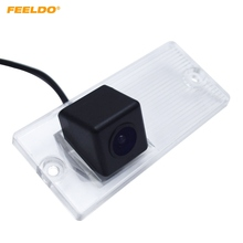 FEELDO Car CCD Rear View Camera For KIA Sportage(KM 04~10)  Sorento (MK1 03~08) Parking Backup Camera Kit