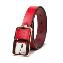 LITTOX New Designer Women's Belts Fashion Genuine Leather Brand Strap Female Waistband Pin Buckles Belt casual women belts