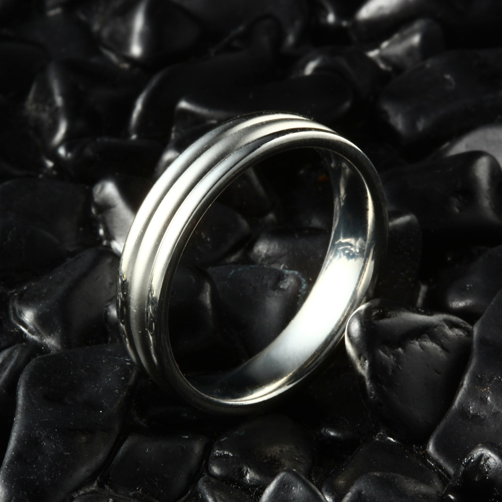 SHE WEIER couple rings for women girl engagement jewelry female jewellery gifts stainless steel ring bts bijouterie vintage