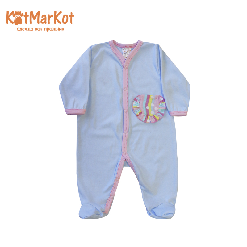 Jumpsuit for girls КОТМАРКОТ 6492 jumpsuit for girls котмаркот 76402