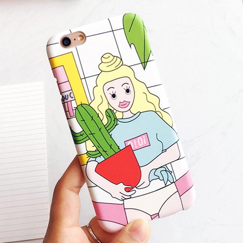 Coque Cactus Iphone