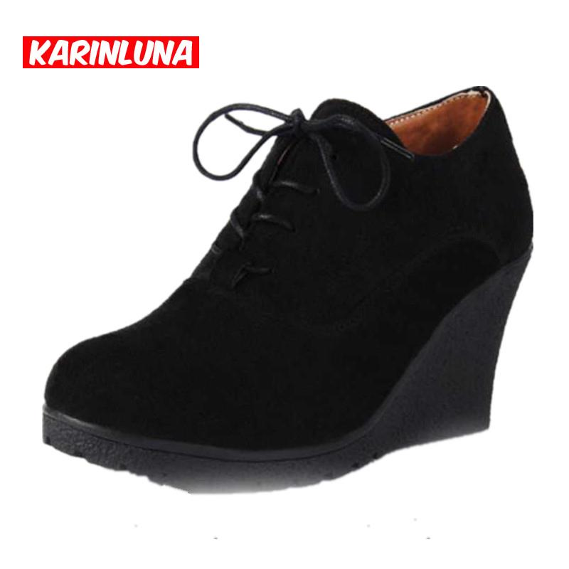 Online Get Cheap Womens Ankle Wedge Boots -Aliexpress.com
