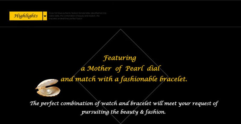 16 50M Waterproof Selberan Gold/Silver Natural Zircon Wrist Watch for Women Luxury Ladies Bracelet Watch Montre Femme Strass 2