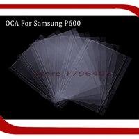 ОСА Плёнки оптически прозрачный клей двухсторонняя клей Стикеры для Samsung Galaxy Note 10.1 2014 Издание P600 T310 N5100 ЖК-дисплей экран