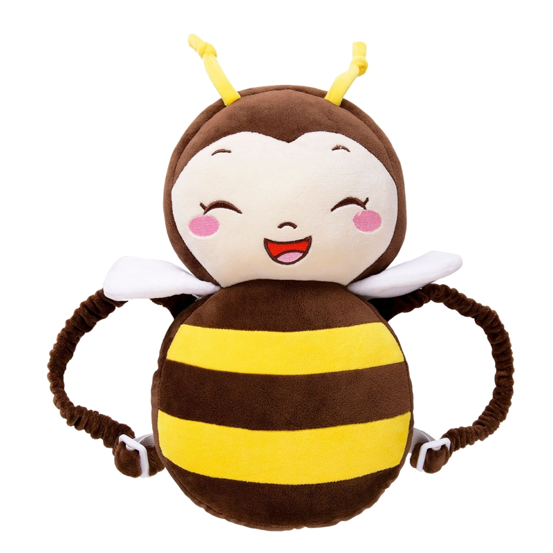 Baby Toddler Head Pillow Child Protection Pad Cute Bee Ladybug Anti-Fall Headrest