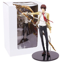 Hot Anime Death Note PVC Toy Figure Model 18cm Yagami Light Killer Action Figure Collectible Model Toy Christmas Gift