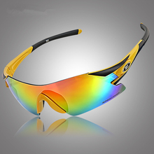 Free Shipping Unisex Detachable Professional Cycling Sunglasses Outdoor Sports Windproof Eyewear Bike Bicycle Motorcycle Glasses