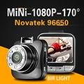 Novatek 96650 G55 Car DVR Full HD 1080P Car Camera Recorder 8 IR LED Night Vision Car Detector Video Recorder Mini Dash Cam