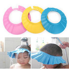 Adjustable 1pcs Baby Wash Hair Shield Shower Hat Cap Protects Your Baby or Toddler's eyes