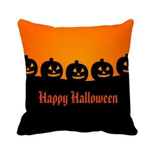 Image 3 - LAPHIL Halloween Party Scary Pumpkin Witch Pillowcase Happy Halloween Decorations for Home 2019 Merry Christmas Party Supplies