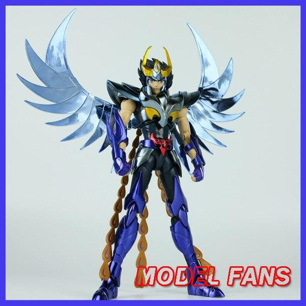 Modèle FANS instock Great toys grands jouets EX bronze Saint nova Phoenix Ikki V3 armure métallique mythe figurine en tissu
