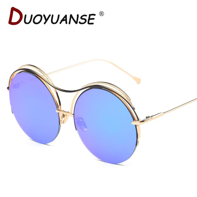 48fbb00d24b9 DUOYUANSE nouvelle mode lunettes de soleil polarisées lunettes de soleil  circulaire joker