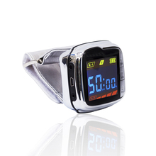 New Health Care Product High Blood Pressure and Cholesterol Control Cold Laser Therapy Wrist Watch