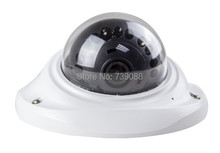 New arrival 1080p 2.0MP full hd 180 degree wide angle security ip fisheye camera(China)