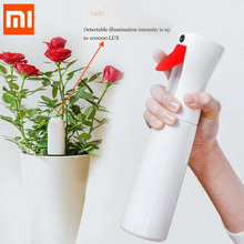 Xiaomi Mijia YJ Hand Pressure Sprayer Smar Home Garden Water Cleaning Spray Bottle 300ml for Family Raising Flowers And