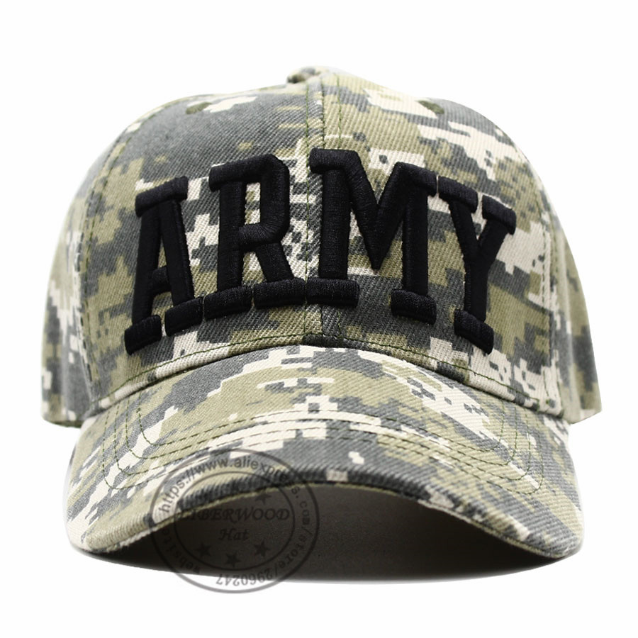 a7e1fc1cefe54 LIBERWOOD Digital Gray Hat Cap Embroidered Constructed Trucker Special  Tactical Operator hat ARMY Baseball Cap Custom Hat -in Baseball Caps from  Men s ...
