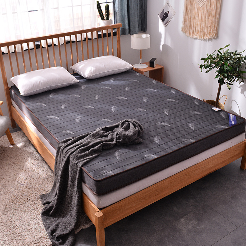 SongKAum New Style Bedroom Furniture Folding Bed Latex Memory Cotton Mattress