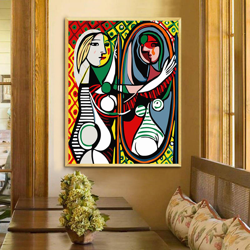 40 50 cm cuadros pared arte decoracion decoraci n picasso - Cuadros para pared ...