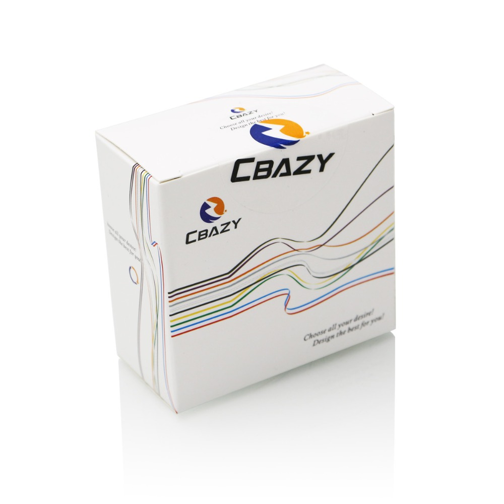 CBAZY 26AWG 2pin RED Black wire Hardwire 26ga Hook up Wire Cable ...