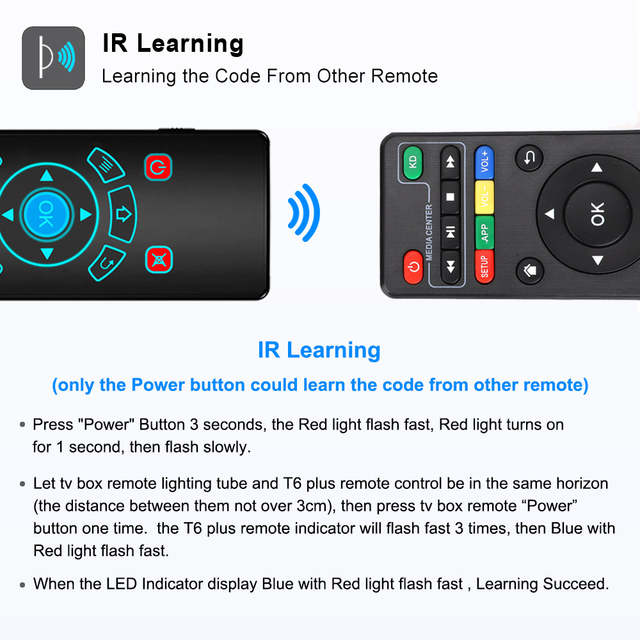 US $17 81 25% OFF|2 4G Wireless Voice Air Mouse mini keyboard T8 Plus  English Russian Backlight touchpad Remote Control for Android TV Box-in  Remote