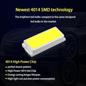Image 4 - 2 Chiếc 42Mm LED Ánh Sáng Trắng 6500K SMD Xe Mái Vòm Đôi Đầu Đèn Đọc Sách Mái Bóng Đèn LED đèn Cho Xe Ô Tô Bản Đồ Mái Vòm Đèn