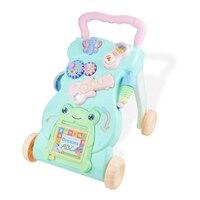 103103 Детские коляски 10 18 месяцев ребенка многофункциональный регулируемый регулировкой скорости ручной привод детские музыкальные игрушки
