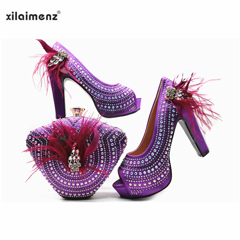 Dames Assorti Picture as fuchsia As Sac Italiennes Ensemble purple Avec Italien Pourpre Cuir Couleur Pu Picture Nigérian red En 2018 Et Chaussures awqTzB